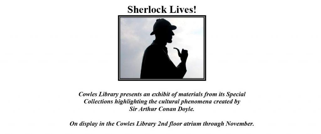 Sherlock Lives